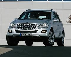 2008 Mercedes benz M-Class Facelift 4