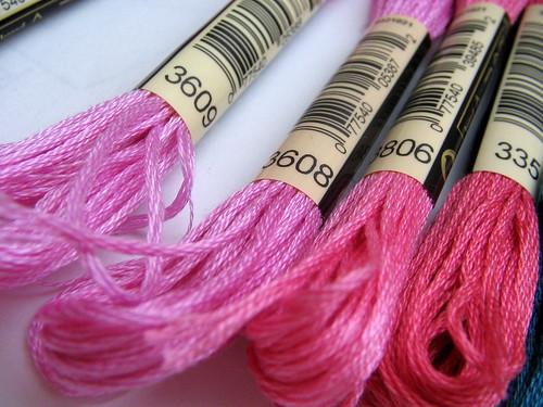 pink floss