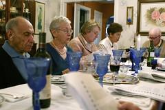 Sedar Meal (aperturismo) Tags: dinner easter passover sedar