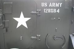 Insignia on US tank in Saigon museum (judithbluepool) Tags: vietnam saigon hochiminhcity vietnamwar ustank