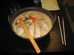 Tonkotsu Ramen (jrkester) Tags: japan hirosaki 2008