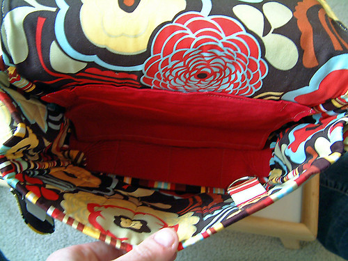 SplatGirl Bag- Inside