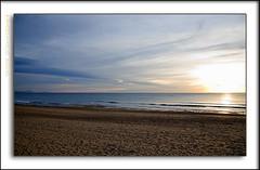 2008-03-1685 copia (Fotgrafo-robby25) Tags: sea espaa costa clouds coast mar rainbow spain playa alicante nubes storms reefs wests torrevieja ocasos dawns tormentas surges oleajes
