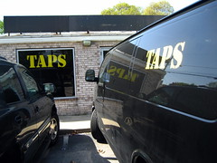 TAPS HQ And Van (maisa_nyc) Tags: taps ghosthunters theatlanticparanormalsociety