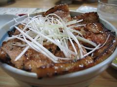 帶廣美食「豚丼」