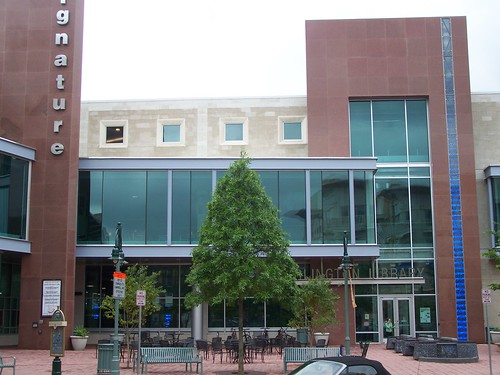 Shirlington Library and Signature Theater
