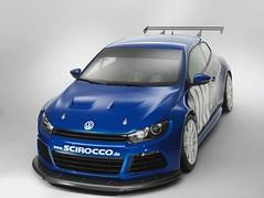 Volkswagen Scirocco GT24 5