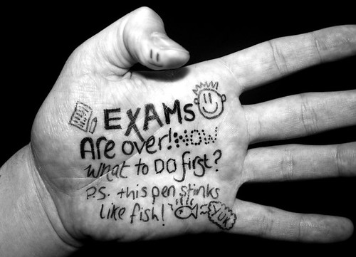 Passing Exams Quotes http://theskooloflife.com/wordpress/life-is-not-a-final-exam/