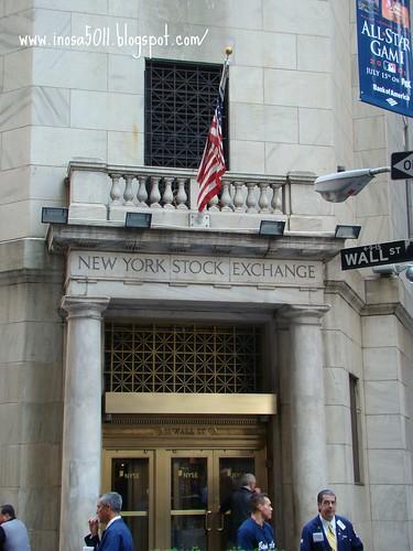 紐約證交所