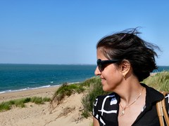 Windy coast (dynamosquito) Tags: ocean sea mer coast atlantic iranian atlantique ocan olron littoral frenchpeople charentemaritime ledolron poitoucharentes iranien boyardville panasoniclumixdmcfz50 iranianpeople famillypicture dynamosquito littoralfranais