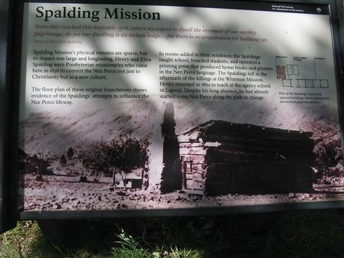 spalding's mission