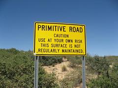 Primitive Road (twm1340) Tags: road county arizona cherry jeep az trail rough gravel primitive yavapai