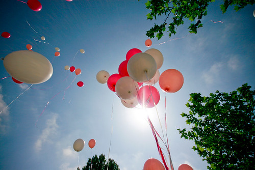 Baloons of love..