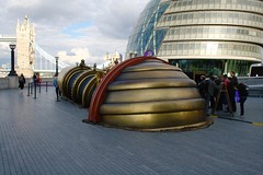 Telectroscope 1 (minophis) Tags: new york london victorian tecnology steampunk telectroscope