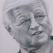 Ted Kennedy portrait  finished