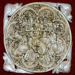 BK073 Ivory Knights (listentoreason) Tags: uk england london history museum canon europe unitedkingdom britain religion ivory favorites eu places christian material christianity britishmuseum europeanunion greatbritian score35 ef28135mmf3556isusm