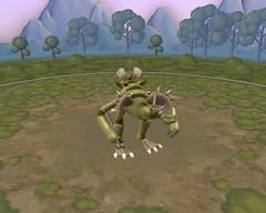 Spore creature: Eater