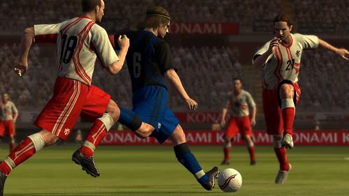 [Konami España dixit] «Que no haya LFP en el Winning Eleven no afectará necesariamente a PES 2009»