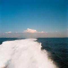 rollei000150.jpg (rivos) Tags: travel sea italy sun 6x6 nature rolleiflex mediumformat square boat smog pollution naples 160nc kodakportra160nc anidea 200806 trip2008