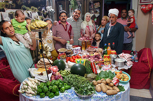 Egypt - Family Food
