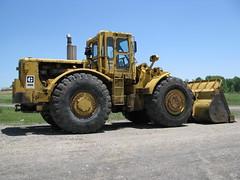 Cat 988 Wheel Loader (dbro1206) Tags: cat bucket caterpillar machinery hydraulic wheelloader