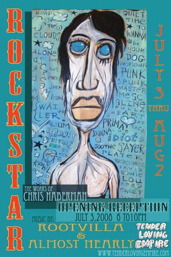 RockStar - Art Invite TLE