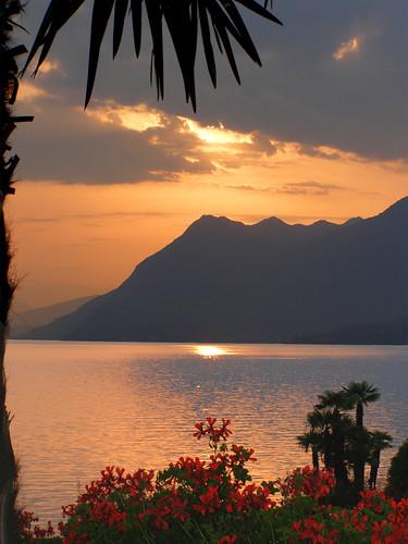 Sunrise in Stresa - Alba a Stresa