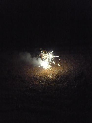 Fireworks - Shasta 08