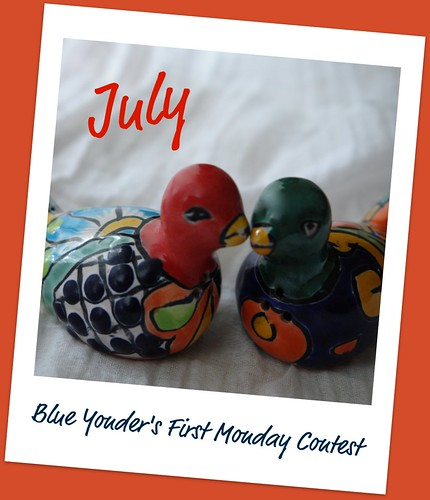 Blue Yonder's First Monday Contest - July