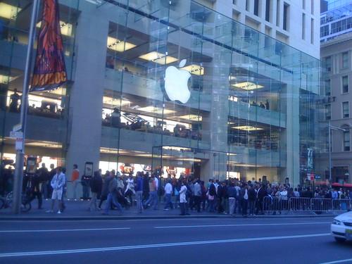 Apple Store in Sydney, Australia - 11th July