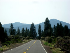 NorCal Sierra back road