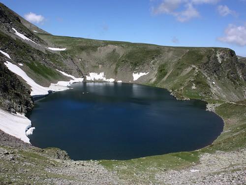 """Окото езеро (The """"Eye"""" lake)"""