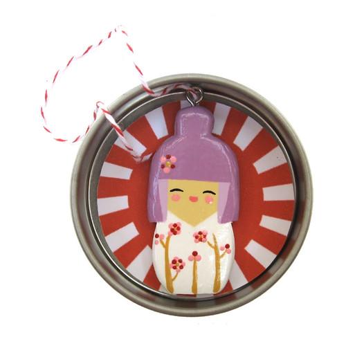 Tiny Kokeshi!