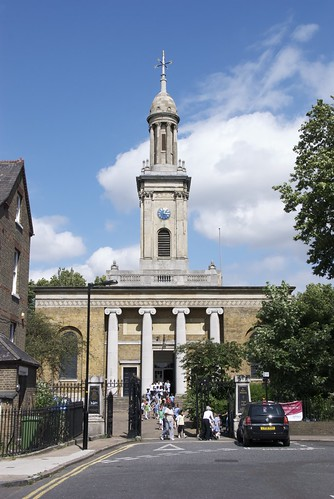 St. Peters, Walworth in London