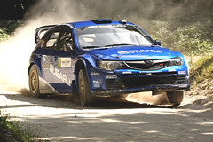 Subaru Impreza 2008 Goodwood festival of speed 2008 (richebets) Tags: ford festival colin speed focus metro stage rally wrc subaru audi 2008 impreza goodwood mcrae lancia 205 6r4 t16 festivalofspeed pegeot