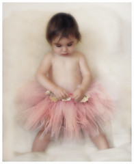 my little girl in the tutu her auntie made her (UrbanDorothy) Tags: pink portrait favorite baby girl standing studio photography toddler calendar elise girly kristina daughter ellie website faves 2008 gibb oneyearold tutu tk mydaughter homestudio weddingslideshow tinydancer personalfavorites kgp 2009calendar elisecolette kristinagibbphotography fbbanner