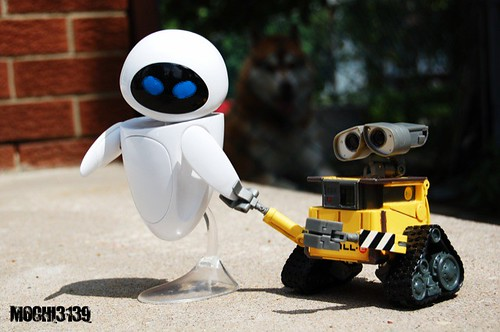 Eve and Walle