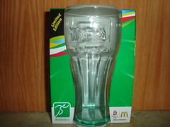 Coke glass