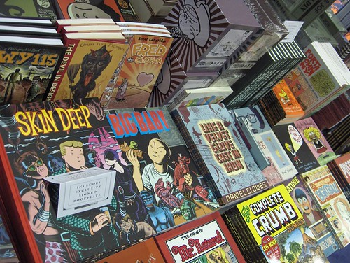 More books from our friends at Fantagraphics