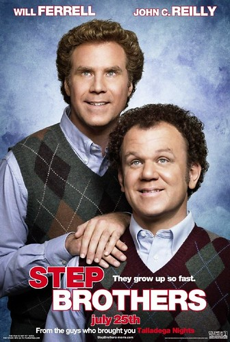 Step Brothers: Will Ferrell and John C. Reilly