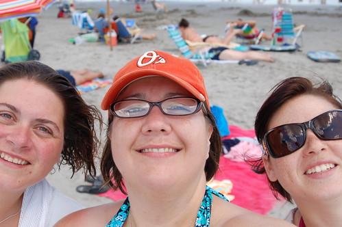 Sarah, Jody and Jeanine