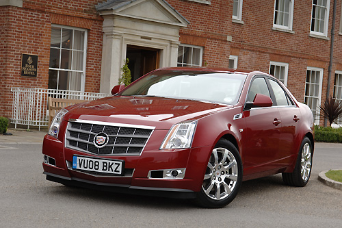 2009 Cadillac CTS - All-new technology, new design and a hand-crafted interior,car, sport car