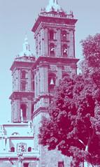 Puebla (sftrajan) Tags: mxico mexico cathedral kathedrale catedral cathdrale mexique 2008 puebla mexiko cattedrale messico angelopolis puebladelosangeles puebladezaragoza  cuetlaxcpan cathedralofpuebla catedralmetropolitanadenuestraseoradelapursimaconcepcin  hericapuebladezaragoza