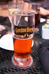 Beer at Gordon Biersch
