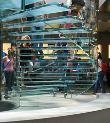 Apple Store - Fifth Avenue (Scott Norsworthy) Tags: city newyork apple glass architecture spiral store stair jackson staircase avenue 5th 2470l circular fifth bohlin cywinski