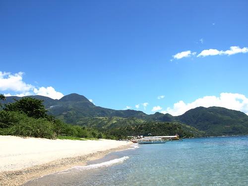 White Beach of Galera