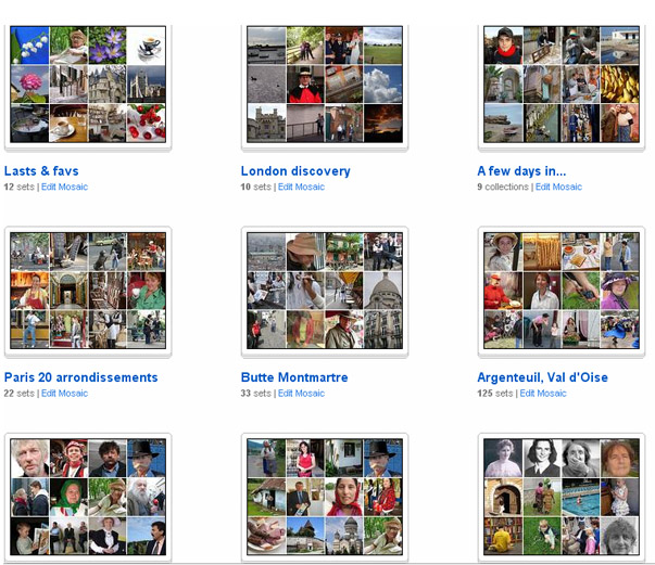 COLLECTIONS of 24000 photos