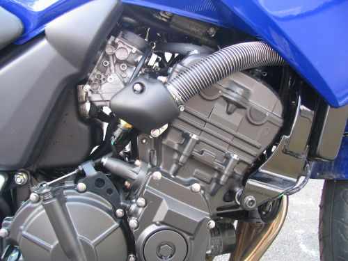 2007 Honda CBF600s