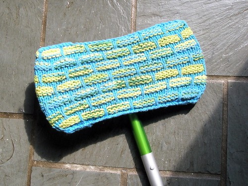 Swiffer cover- front view