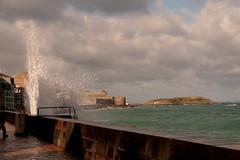L'energia delle onde di Saint Malò